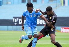 Se salvó del descenso: Sport Huancayo le ganó 2-0 a Binacional y se queda en Primera