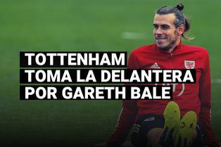 Tottenham mejoró oferta de Manchester United por Gareth Bale