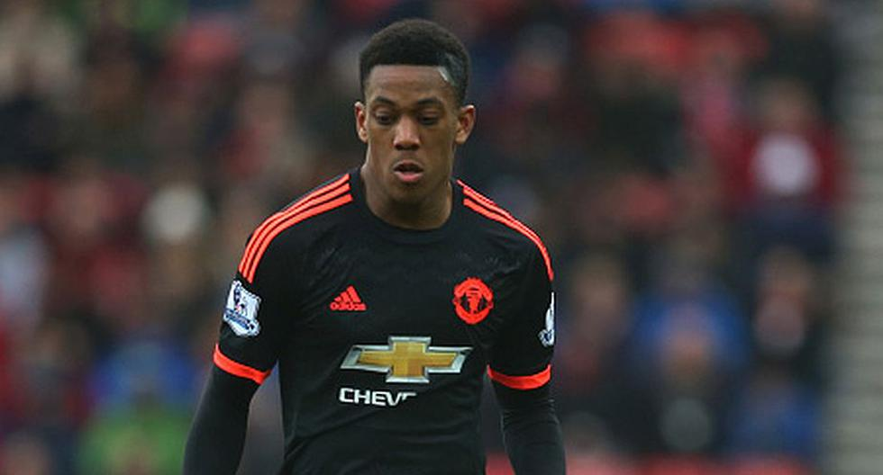 Anthony Martial - Manchester United (Getty Images).