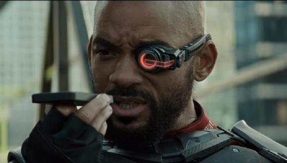 Will Smith no regresará como Deadshot... aún (Foto: Warner Bros.)