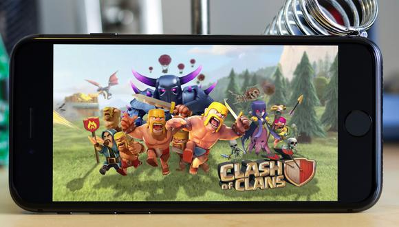 Clash of Clans. (Foto: Geeky)