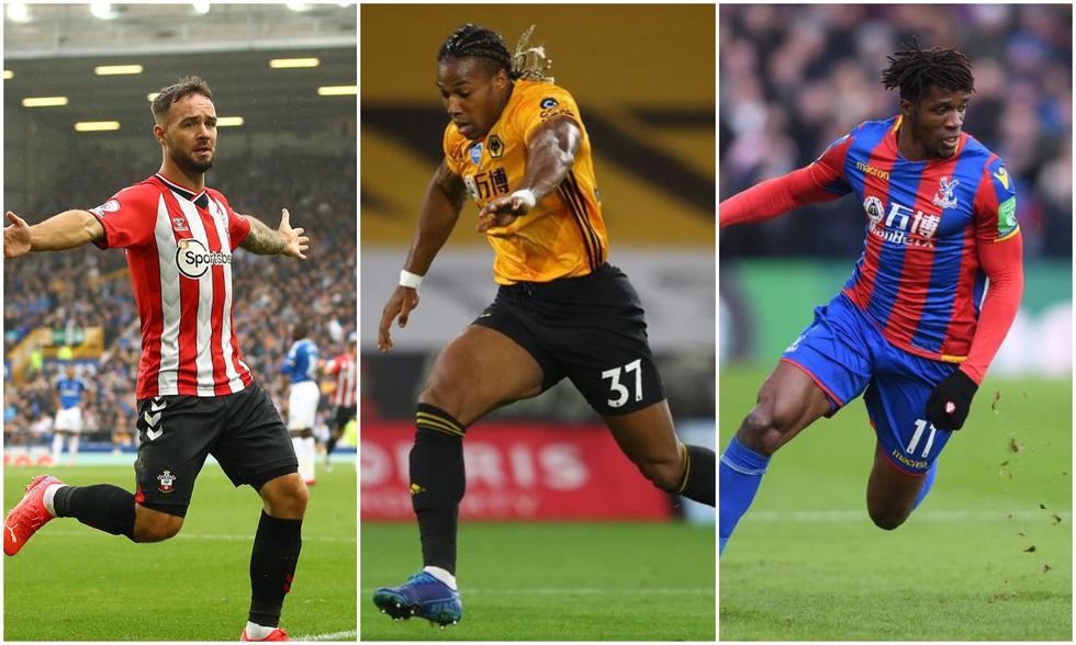 Los futbolistas más veloces de la Premier League. (Fotos: Agencias)