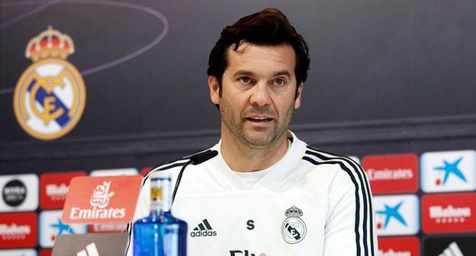 Solari tiene contrato con el Real Madrid hasta el 2020. (Foto: Getty)