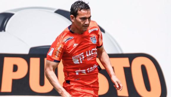 Jairo Vélez registra 191 minutos en la presente temporada con la U. César Vallejo. (Foto: Difusión)