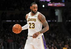 Se vienen con todo: Los Angeles Lakers planean utilizar a LeBron James como base titular