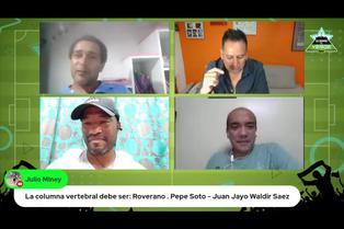 'Sobre el verde' por Depor: Waldir Sáenz y su deseo de jugar en Alianza Lima