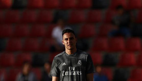 Keylor Navas ganó tres Champions con Real Madrid. (Foto: AFP)
