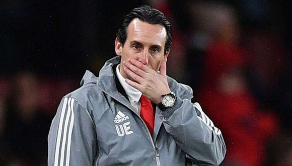 Emery dirigió al Arsenal en la temporada 2018-19. (Foto: AFP)