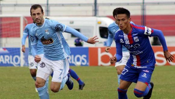Sporting Cristal y Mannucci jugarán en Matute por la Bicentenario (Foto: Liga 1)