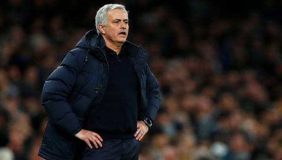 Mourinho criticó actitud de su equipo [Foto: AFP]
