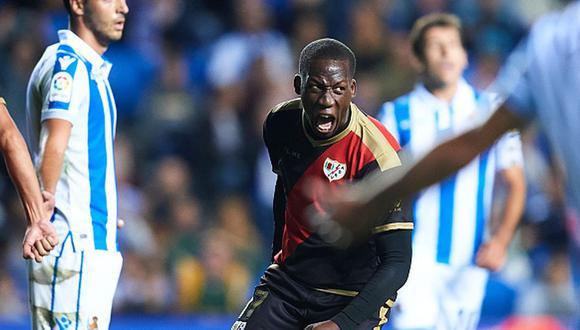 Luis Advíncula llegó a Rayo Vallecano por una temporada en préstamo desde Tigres UANL. (Getty)