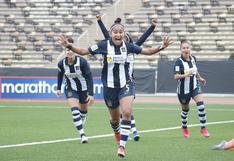 La alegría es blanquiazul: Alianza Lima venció a Universitario y es campeón de la Liga Femenina