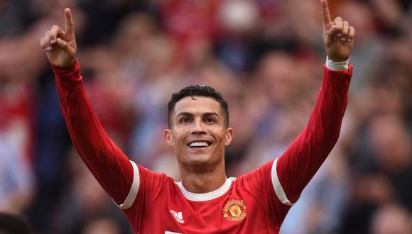 Cristiano Ronaldo es con 134 goles el artillero histórico de la Champions League. (Foto: AFP)