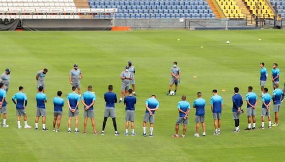 Alianza Lima debutó en la Fase 2 con un triunfo sobre Ayacucho FC, por 4-1 (Foto: Alianza Lima)