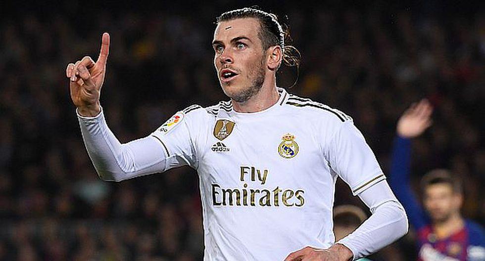 Gareth Bale. (Foto: Agencias)