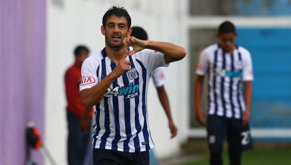 Como Luis Aguiar en Alianza Lima: jugadores extranjeros que volvieron al fútbol peruano. (Foto: GEC)