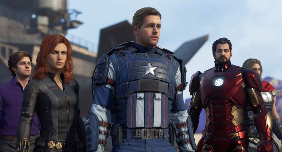 Marvel's Avengers se retrasa para septiembre 2020. (Foto: Square Enix)