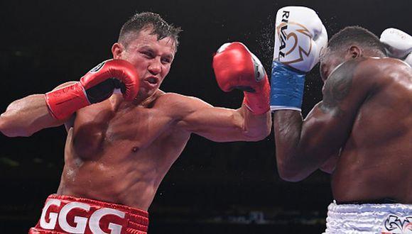 Gennady Golovkin registra un récord de 39-1 como boxeador. (Getty Images)