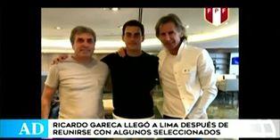 Ricardo Gareca vuelve de gira y tendría una sorpresa en el arco