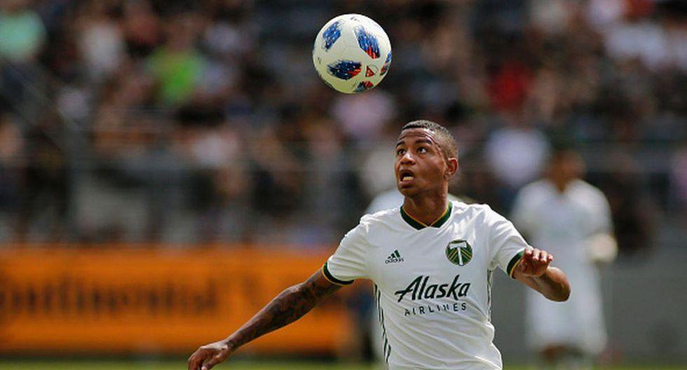 Andy Polo - Portland Timbers (Getty)