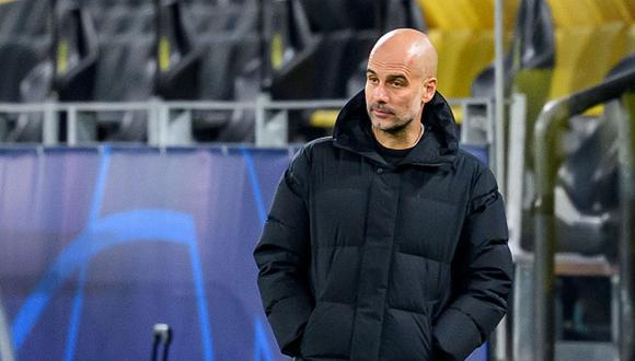 Josep Guardiola es entrenador del Manchester City desde 2016. (Getty Images)
