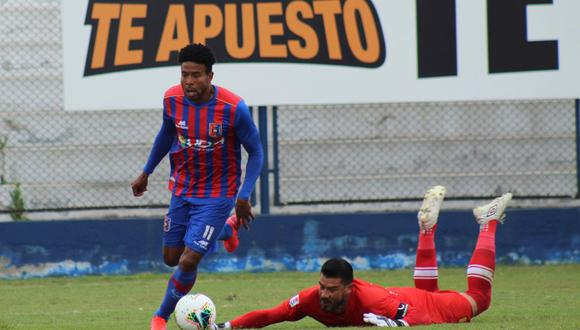 Alianza Universidad ganó 2-1 ante Cantolao, por la Fecha 18 de la Fase 1. (Foto: Liga 1)
