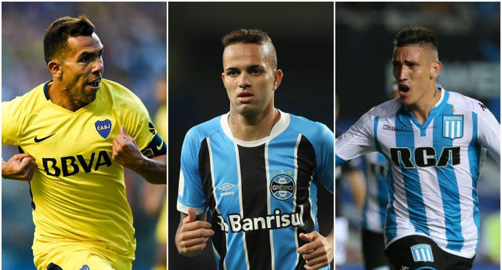 Copa Libertadores 2018 estrellas a seguir en el torneo.