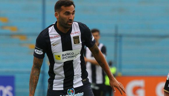 Pablo Míguez cumple su segunda etapa en Alianza Lima. (Foto: FPF)