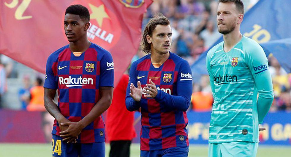 Barcelona recupera a uno de sus cracks lesionados para el . duelo por LaLiga. (Getty)