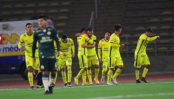 Deportivo Coopsol clasificó a los octavos de final de la Copa Bicentenario. (Foto: Liga de Fútbol Profesional)