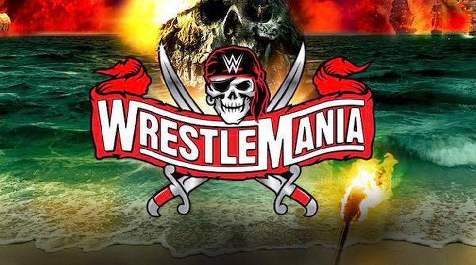 Revisa la cartelera completa del WrestleMania 37. (WWE)