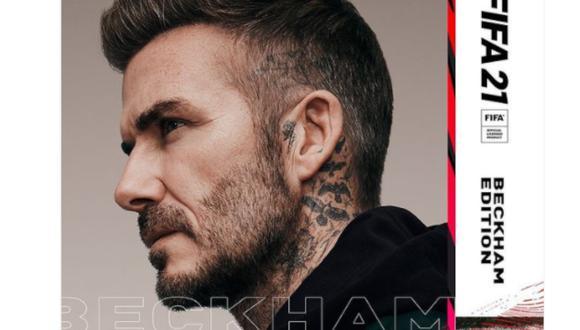 FIFA 21: David Beckham es el nuevo icono de Ultimate Team. (Foto: EA Sports)