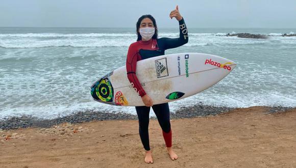Daniella Rosas competirá en los Juegos Olímpicos durante el 25 de julio y 1 de agosto.