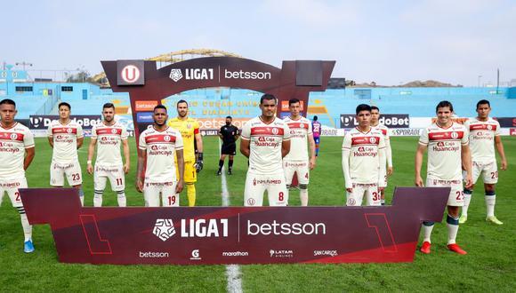 Universitario de Deportes tendrá nueva camiseta en la parte final del campeonato. (Foto: Liga 1)