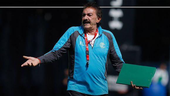 Ricardo La Volpe dirige a Toluca de la Liga MX. (Foto: Toluca)