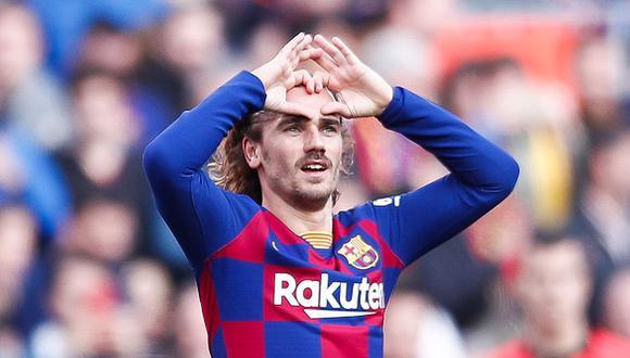 Barcelona venció 2-1 al Getafe por la jornada 24 de Liga Santander en el Camp Nou. (Getty)