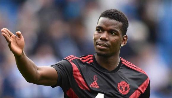 Paul Pogba pudo dejar Manchester United a inicios de temproada, según su agente Mino Raiola. ( Foto: AFP)
