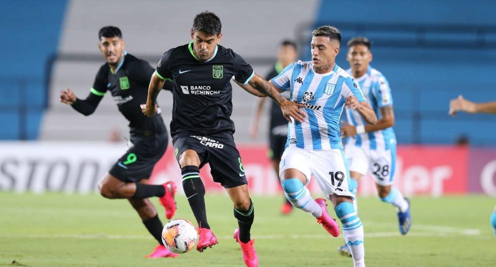 Alianza Lima sigue en carrera en la Copa Libertadores. (Foto: Jesús Saucedo / GEC)