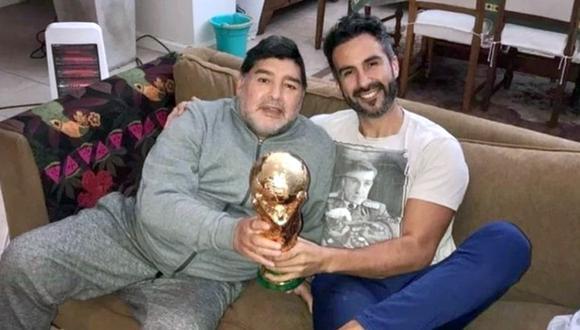 Diego Maradona murió a los 60 años por un paro cardiorrespiratorio. (Foto: Internet)