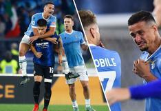 Se fue llorando: jugador de Lazio fue expulsado por celebrar abrazando a un rival [VIDEO]