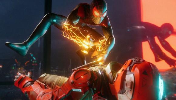 Miles Morales tendrá un juego más en la PS5 (Sony)