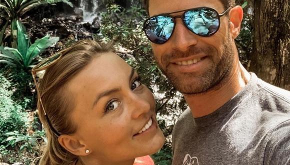 El beso de telenovela de Angelique Boyer y Sebastián Rulli en Tik Tok  (Foto: Instagram)