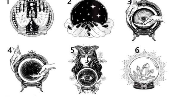 Test viral de las bolas de cristal: conoce qué te depara el futuro escogiendo una de ellas. (Mdzol)