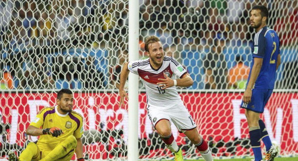 Mario Götze | Situación actual: juega en Dortmund. (Getty)