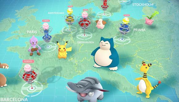 Pokemon Go Mapa Barcelona.El Cambio Que Todos Esperaban Niantic Mejora De Esta Manera Sus Mapas En Pokemon Go Depor