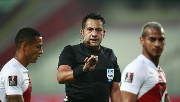 La Selección Peruana suma un punto en la presente Eliminatoria. (Foto: AFP)