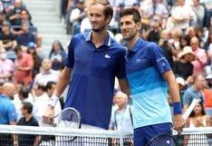 """Daniil Medvedev tras ganar su primer Grand Slam ante Novak Djokovic: """"Lo hace más dulce"""""""