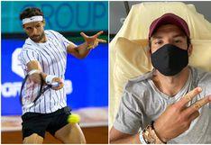 El tenis en alerta: Grigor Dimitrov reveló que ha dado positivo en coronavirus
