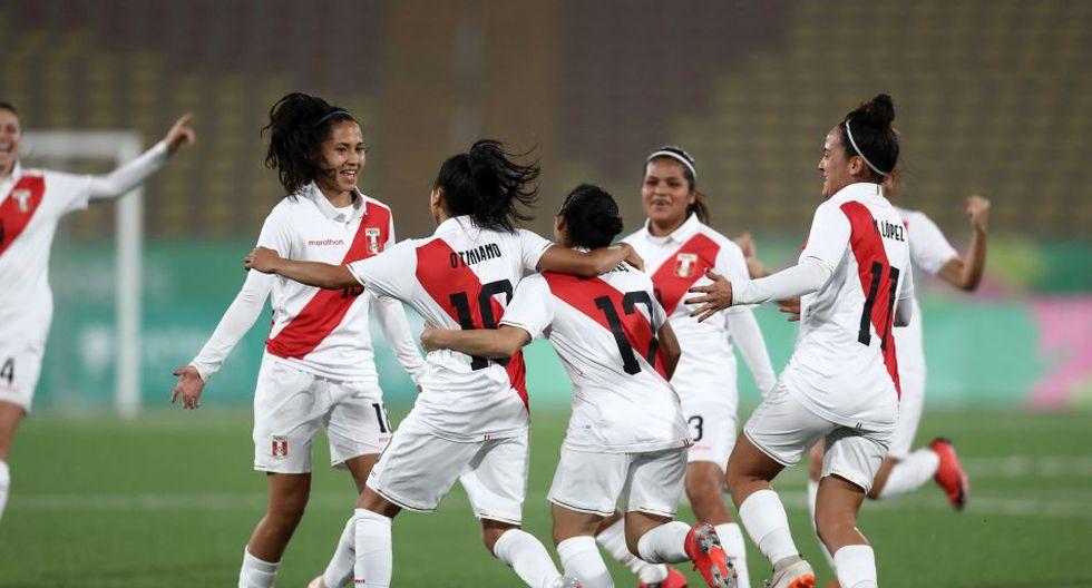 La Selección Peruana Femenina fue tercera en el Sudamericano de 1998. (Foto: Gian Ávila)