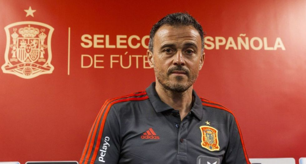 Luis Enrique vuelve a España para dirigir en la Eurocopa 2020. (Sefutbol)